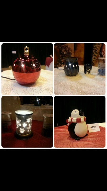 You need present ideas take a look at these great warmers ask me how you can get it for free - by Scentsy, Division No. 6