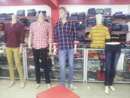 We are perfect in men wear in Ahmedabad.  - by New The Brand Store, Ahmedabad