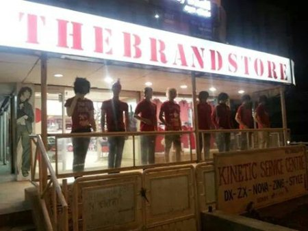 Please visit at our store - by New The Brand Store, Ahmedabad