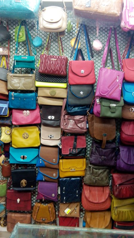 we have wild colletion of ladies purses and handbags - by Bag Bazar, Ahmedabad