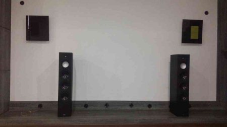 Paradigm floor standing speakers - by Sound Republic, Hyderabad