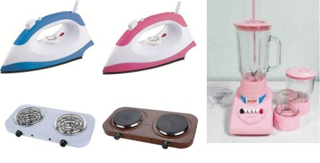 Products:  Hot Plates, Blenders, Rice Cooker/Electric Pots, Electric Kettle, Electric Pressing Iron,  Sandwich maker/Sand Which Machine, Electric Jug, Electric Cooker, Electric Grinder, Kitchen Tools/Spoon Sets, cutlery Sets, Gas Cooker, Ga - by Mega Chef Nigeria Limited, Lagos