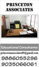 Education Consultants For Engineering - by Princeton Associates, Bangalore Urban