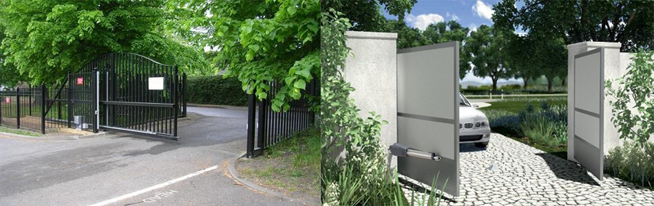 Automatic gate manufactures  - by Sly Enterprises, Chennai