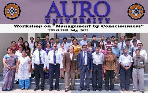 AURO UNIVERSITY SURAT - by Auro University, Surat