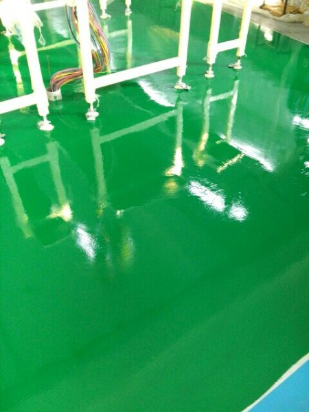 Epoxy coating in an electronics industry in Delhi NCR - by Sakshi Traders +919350026510, Noida