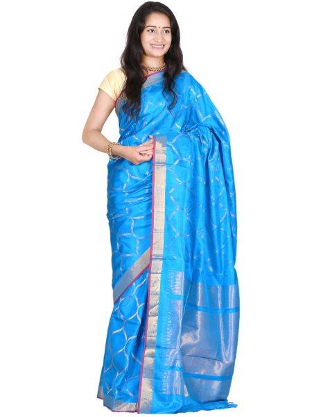 Price: - 16000/-  Uppada presents new collection of uppada sarees, uppada cotton silk sarees, uppada silk sarees, uppada silk sarees. Sign up now for E-book you will be updated with latest collection of ethnic verities. For More Info Click on :- www.uppada.com  We manufacture of Uppada sarees, Paithani sarees, Banarasi sarees, Venkatagiri Sarees, Gadwal Sarees, Khadi sarees, Hand Painted Kalamkari Dupatta, Ikkat sarees, Kanchipuram Sarees, Atr Poly Silk Sarees, Dupattas, Stoles etc. For more info us at 040 64640303, 441905005.  Buy online: - uppada.com   - by Paithani, Hyderabad