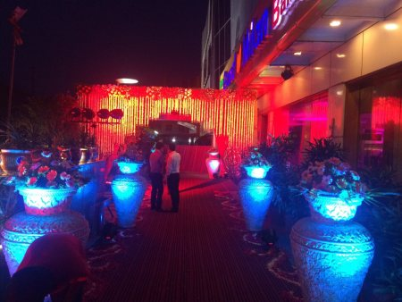 Best Banquet hall in East Delhi - by Grand Milan Banquets, Mewat