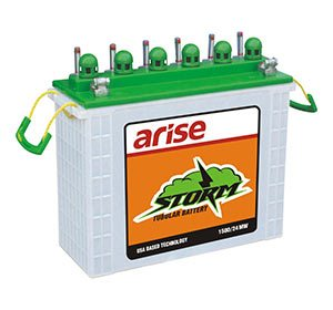 Arise Tubular Inverter Battery 150 Ah Thunder 24 Month Warranty - by Aggarwal Store, Noida