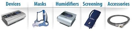 Our Product range include CPAP / BPAP Devices, Masks, Humidifiers & Accessories - by Bionova Medical, Mahabubnagar
