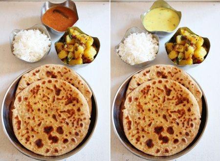 Maharashtrian Puran Poli....... - by Rasoighar Restaurant, Nagpur