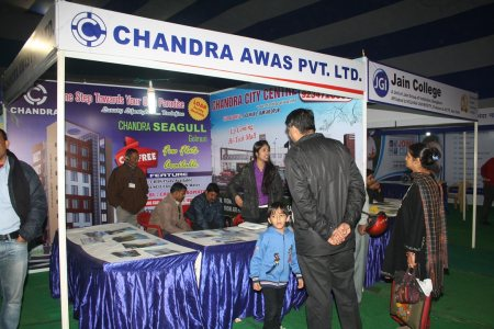 Builders at Vision India 2015 - by Sunrise Welfare Charitable Trust, Jamshedpur