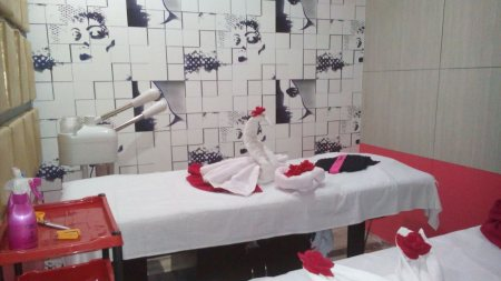 SPA Services are available for male to Male and Female to Female. - by Colors Hair & Beauty SPA, Varanasi