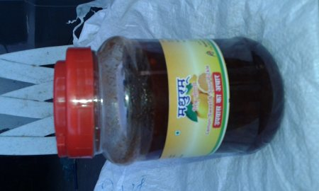 sweet and sour mango pickle - by SUSWAD FOOD PRODUCTS, Nashik