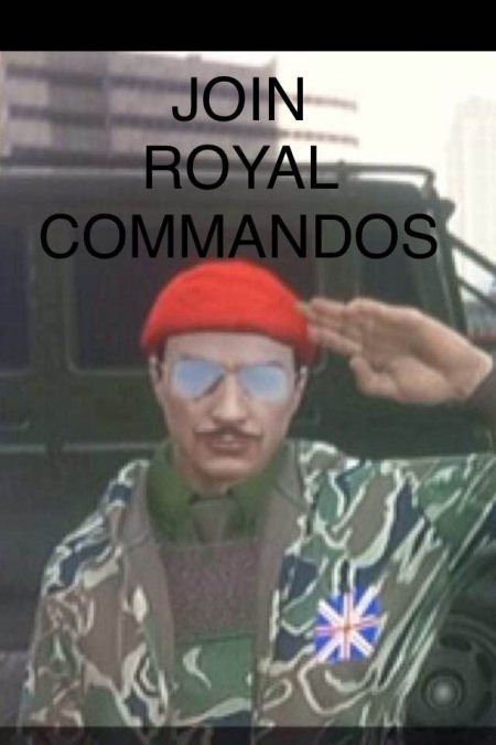 We are a GTA 5 crew who trains people to fight for us. - by Royal_Commandos, Nottinghamshire