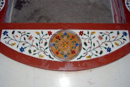 Inlay work  - by CHIRALI STONES, Nashik