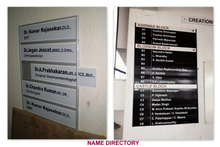 Name Directory - by Excel Mart, Chennai