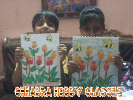 Drawing classes at pitam pura - by Chhabra Hobby Classes, Delhi