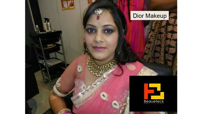 beaueteck Family Salon in Coimbatore proudly offers exclusive personalised  Bridal Makeup for Both Bridal Makeup  and Groom Makeup Packages.  contact 98949 59309 - by Beaueteck Salon, Coimbatore