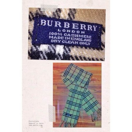 Ready stock! Burberry scarf! IDR Only 100k!!! - by Closed, Jakarta