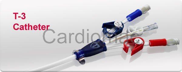 Triple Lumen Catheter - by Cardiomac India Pvt. Ltd. +91- 9599483901, Delhi