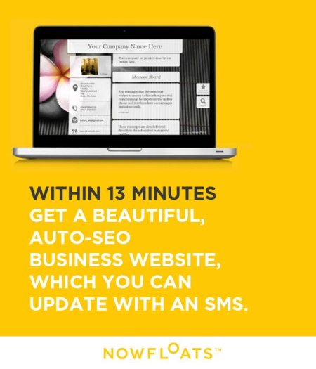 Get your personal Website in 13 mins - by Lets Talk & Change, R.R Dist