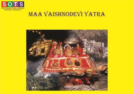 Maa Vaishnodevi Yatra - by SOTS - Spice Online Travel Services, Surat