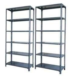 Slotted angle racks manufacturers in indore - by Shri Nagesh Steel Furniture, Indore