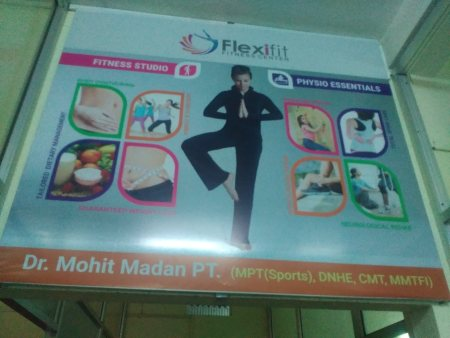 We provide Flexifit n fitnes - by Excel Sports International, Indore