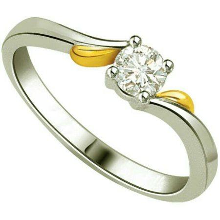 nice diamond ring - by Valli Diamond Palace, Chennai