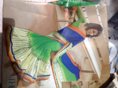 We are into hole sale and Retail Bussiness of all varieties sarees and dresses in sr nagar - by Sri Lamxi Ganapathi Silks, Hyderabad