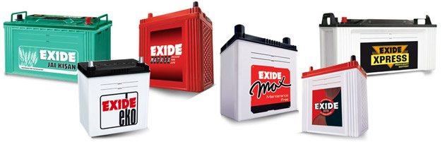 Exide Car Battery Dealers in Nashik - by Om Enterprises, Nashik