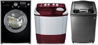 WIde Range of Washing Machine Available. Various brands options available {LG, Videocon & Kelvinator} 0 % Finance Available. - by Priya Sales, Indore