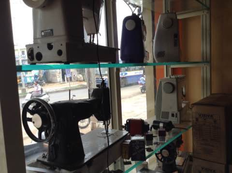 We are into sales and service for all kinds of sewing machines in Khushaiguda - by SRIGANESH SEWING MACHINES, Hyderabad
