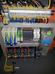 VDP Control Panels in high speed data sensing and printing systems. - by Printronics, Coimbatore