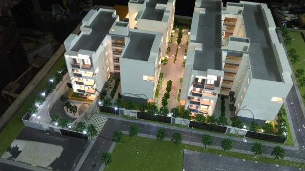 Residential models - by vinayakmodeller, Delhi