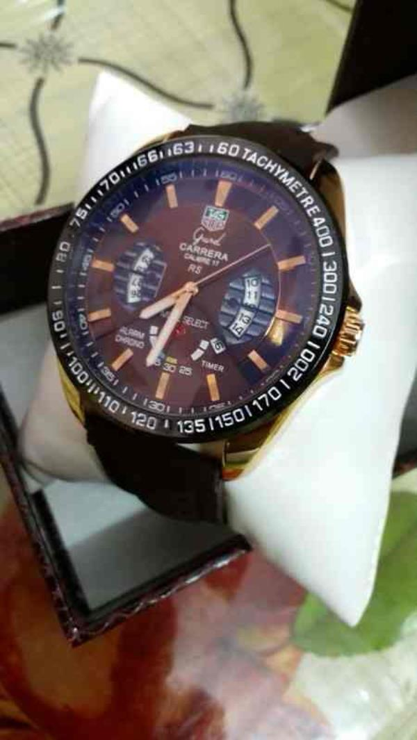 CARRERA TAGHEUER WATCH FOR BOYS  CONTACT FOR PRICE :- +91-9654571571 - by Classic Eyewear, Delhi