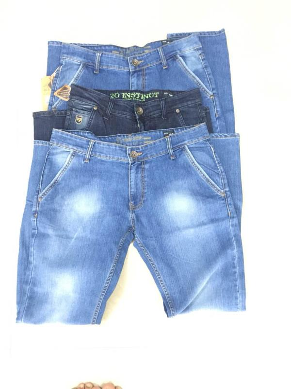 We are manufacture of jeans - by Khetlaji Apparels, Chennai