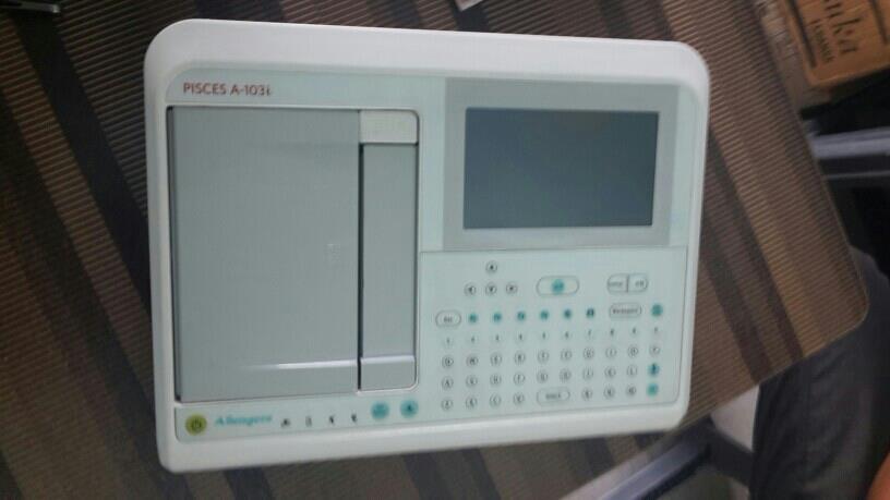 Ecg machine - by sagar surgical, rajkot
