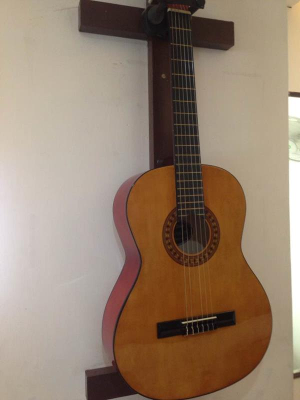 Buy a new classical guitar for just ₹5000/- only.  - by SOUNDKRAFT Studioz, Hyderabad