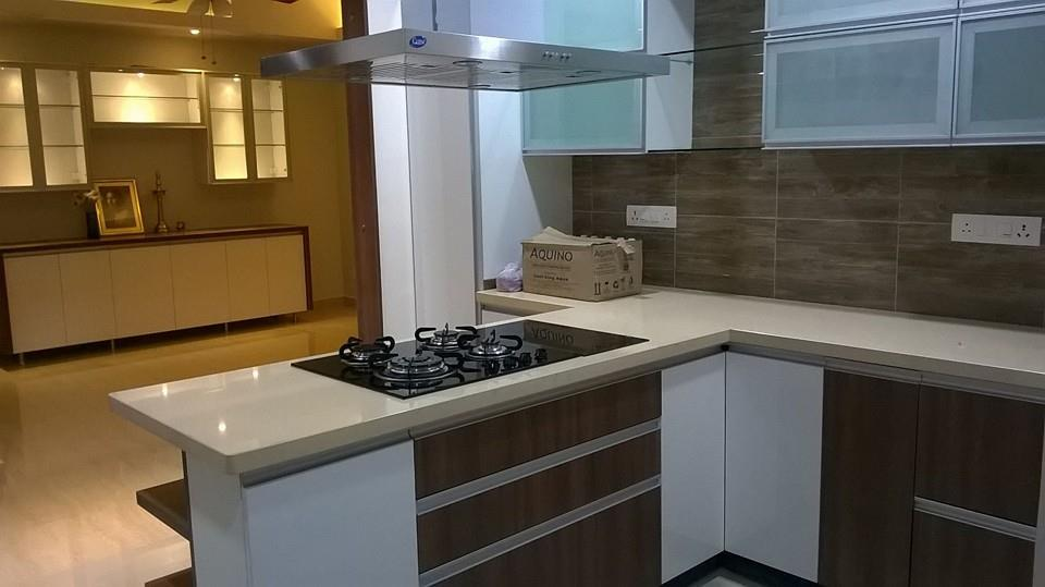 Modular Kitchens in Bangalore at factory price.  - by Interiorize Modular Kitchens, Bangalore