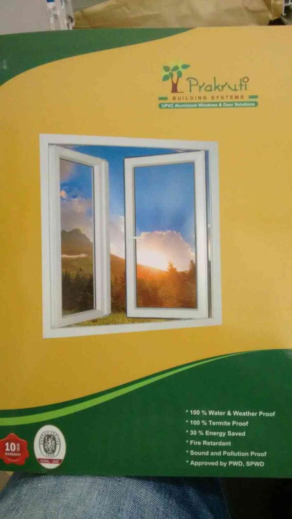 casement window - by Prakruti Building Systems, Bangalore