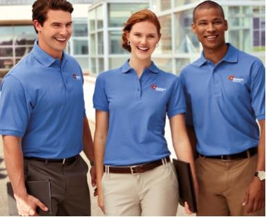 We are noted as one of the leading corporate uniform manufacturers, corporate uniform  suppliers, corporate t-shirt logo printers and t-shirt manufacturers in Hyderabad. We use excellent quality fabric in manufacturing corporate uniforms. W - by 50000volts T-Shirts, Hyderabad