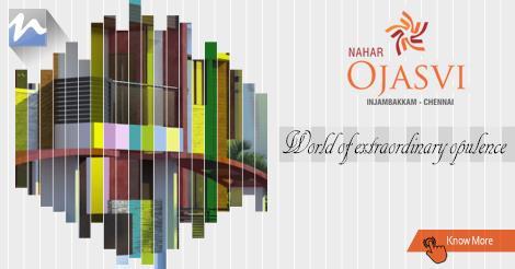 World of Extraordinary Opulence...  www.ojasvi.nahars.com  #nahars #ojasvi #injambakkam #chennai #rowhouses #luxury - by Nahars, Chennai