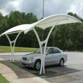 Car Parking Sheds We are backed by diligent team of professionals who enable us to offer a well distinguished range of Car Parking Shed. The offered range is widely tested on various well defined quality parameters under the supervision of - by Srs Colour Roofing, namakkal
