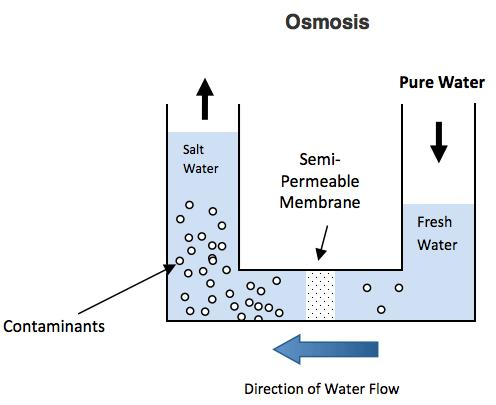 Reverse Osmosis, commonly referred to as RO, is a process where you demineralize or deionize water by pushing it under pressure through a semi-permeable Reverse Osmosis Membrane.   Osmosis is a naturally occurring phenomenon and one of the  - by Lifepure Technologies    (Alkaline Antioxidant Water Purifier), Bareilly