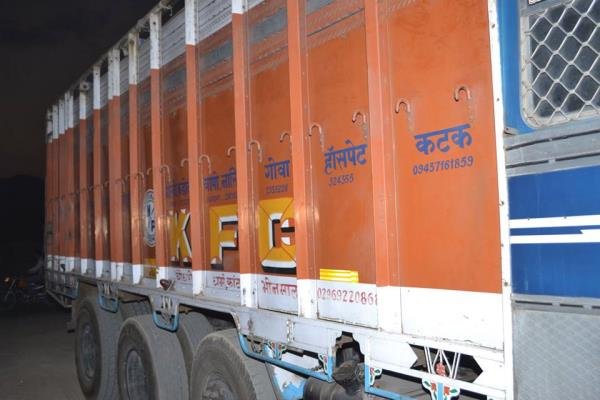 Transportation facility available for all over India 24X& services - by KIRTANI FREIGHT CARRIER, Jalore