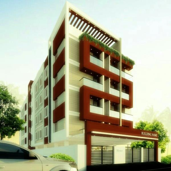 New project erode!! - by 4 Pillars Constructions & Designs, Chennai