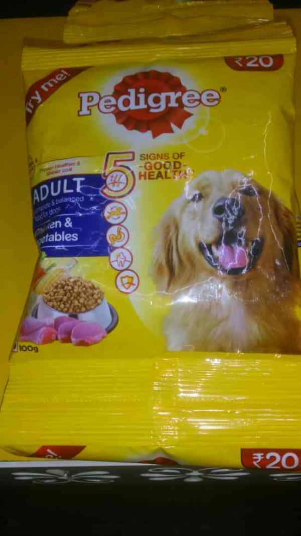 pedigree Product in indore - by Pet Junction, Indore