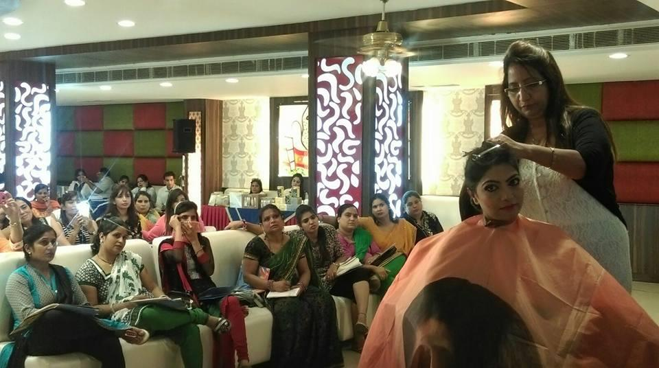 sahiba event at faridabad - by Sahiba Unisex Salon @ 9811012382, ghaziabad